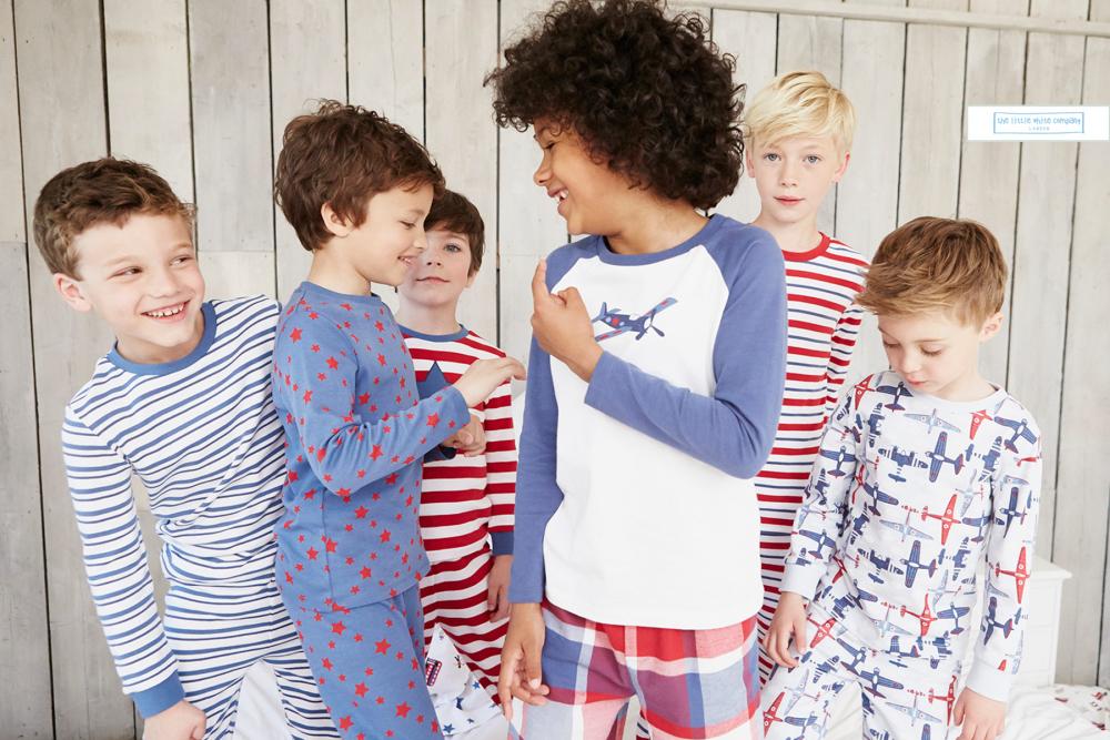 Домашняя одежда для мальчиков