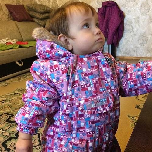 Отзыв на зимний комбинезон Premont Принцесса Леголенда для девочек