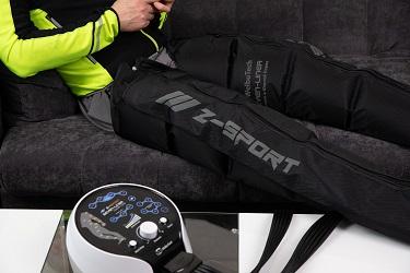 WelbuTech Seven Liner Luxury Z-Sport Аппарат для лимфодренажа, прессотерапии, массажа