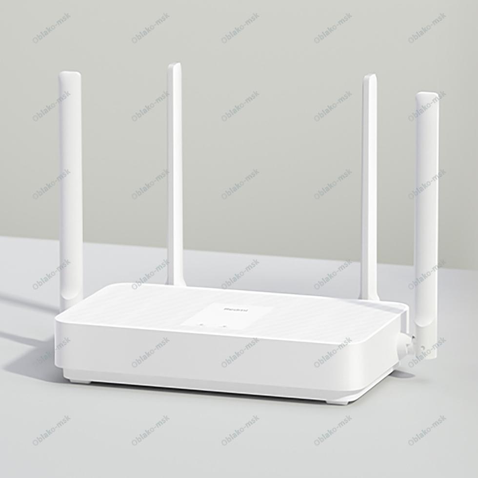 Wi-Fi роутер Xiaomi Mi Wi-Fi Router AX1800 Wi-Fi 6 RU EAC