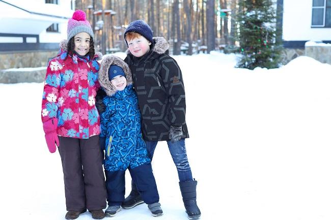 Парка Premont Вулкан Миджер WP92474 Grey купить для мальчика в интернет-магазине Premont-shop