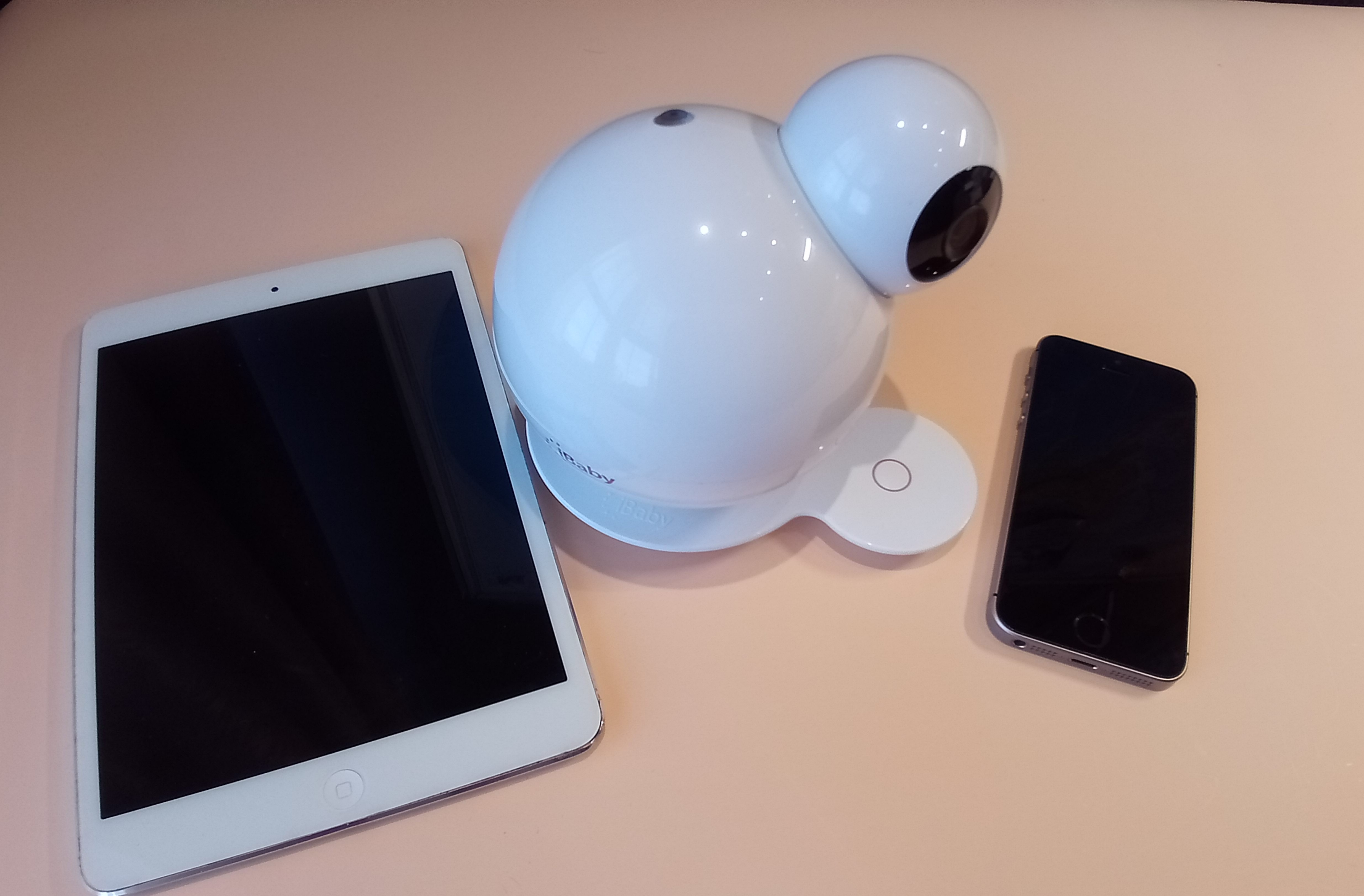 ibaby monitor m7