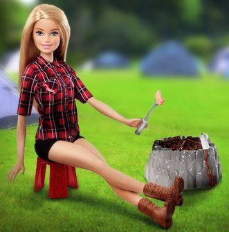 """Кукла Барби серия """"Кемпинг"""""""
