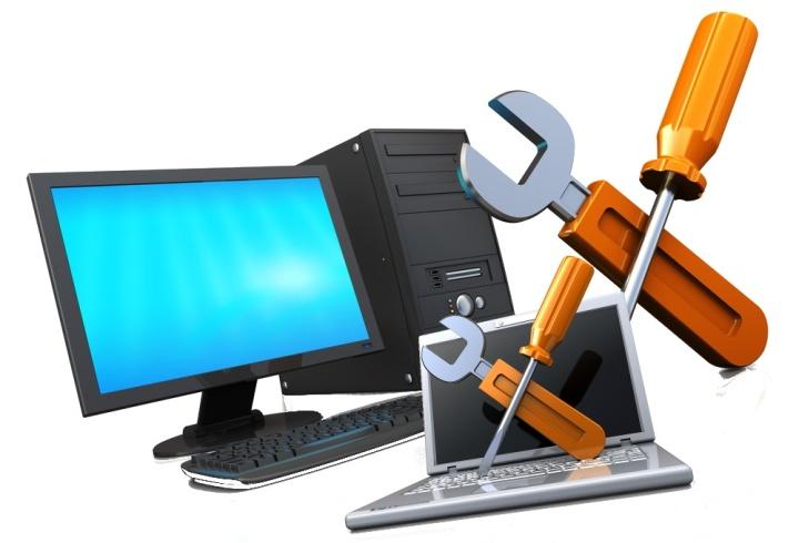 Предоставление услуг по ремонту компьютеров увеличивает проходимость магазина