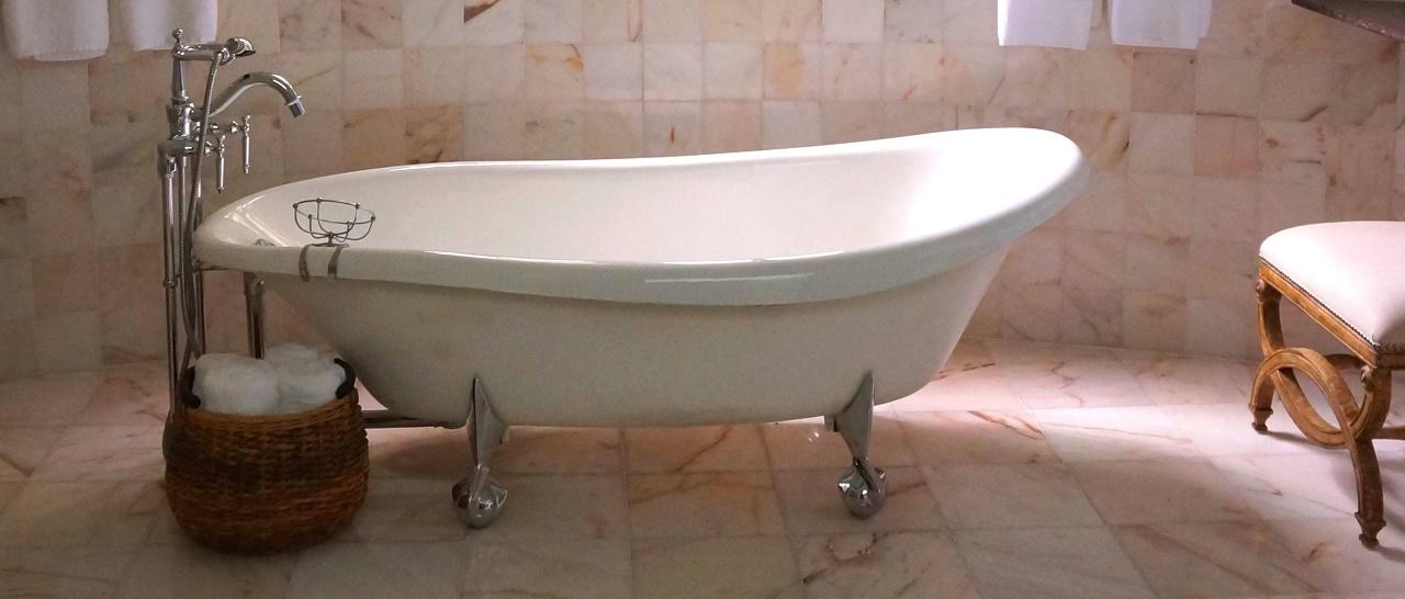 Производство чугунной ванны