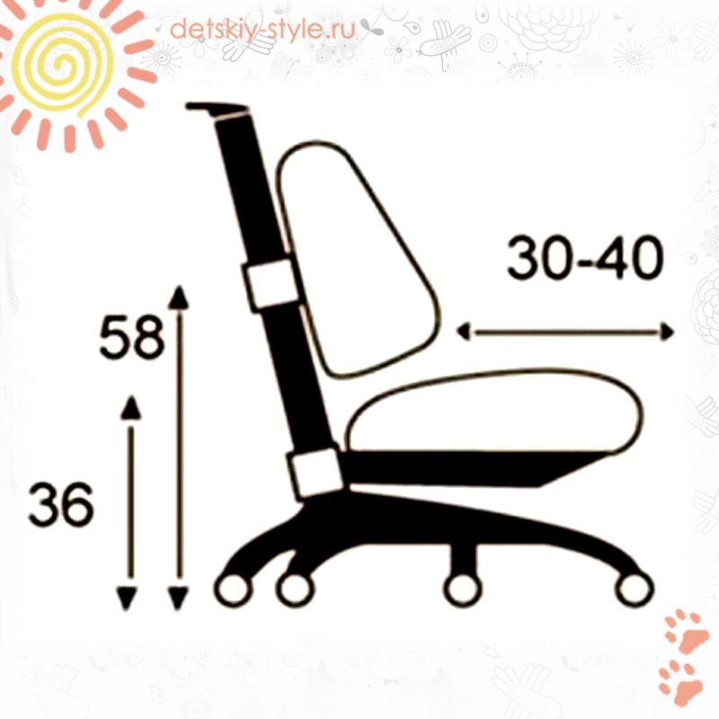 кресло comf-pro match, new, купить, цена, кресло для растущей парты меалюкс комф-про матч, стоимость, заказать, заказ, доставка по россии, отзывы, официальный дилер comf pro