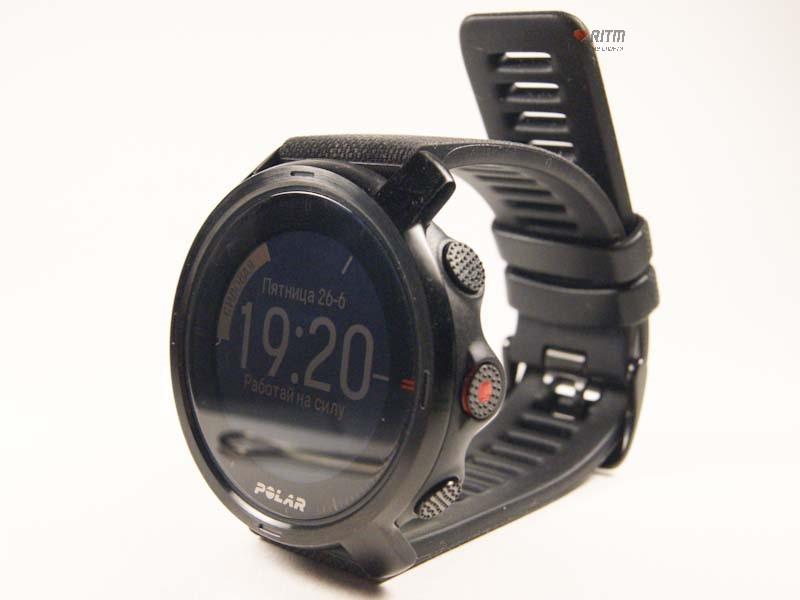 Часы Polar Grit X