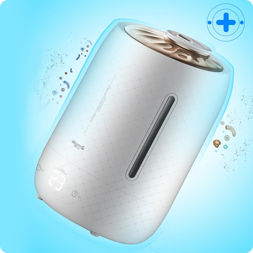 Увлажнитель воздуха Deerma Water Humidifier (5 л)