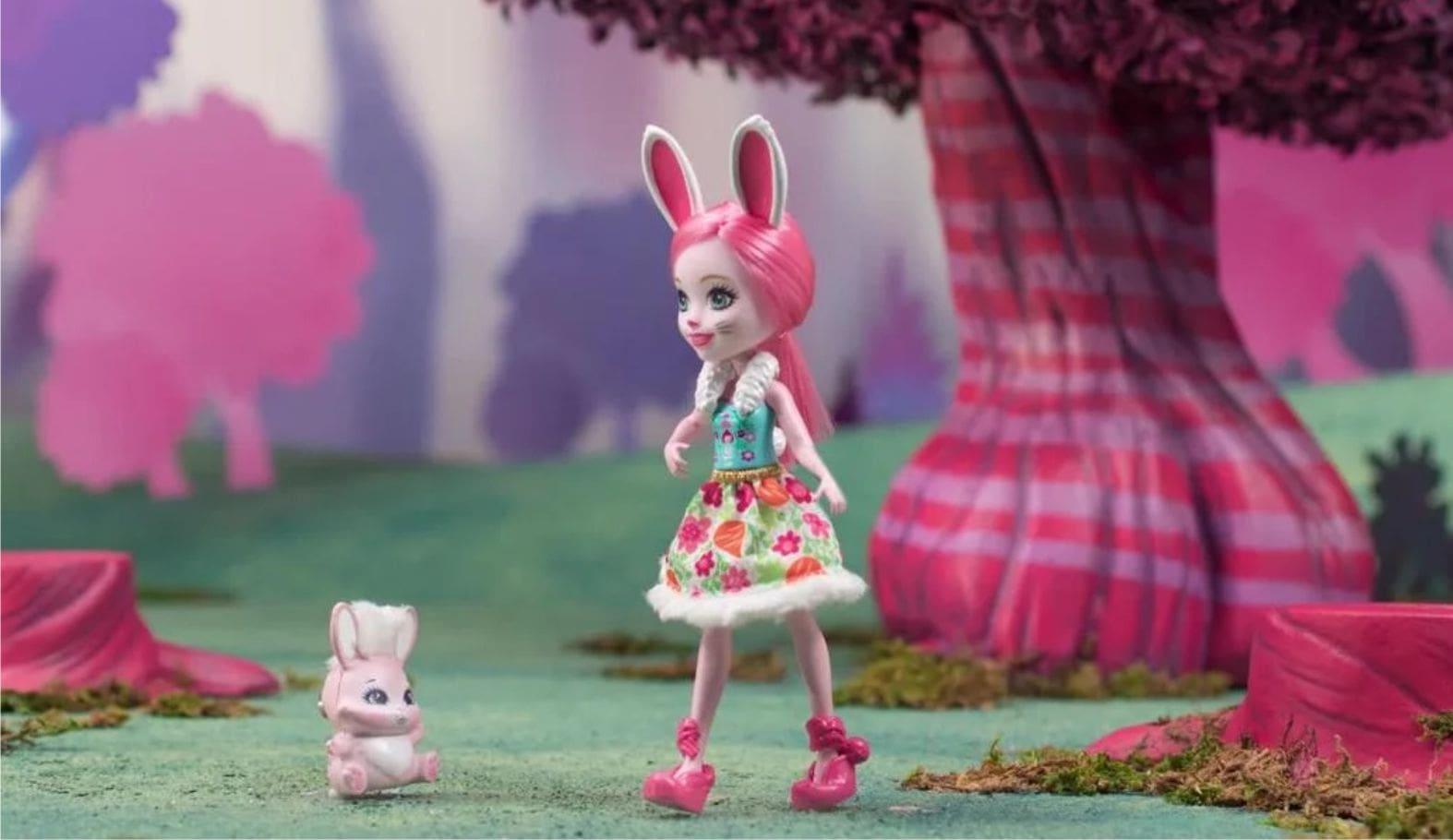 Игрушки - Бри Кроля с кроликом Твист