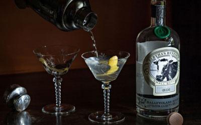 Ирландский джин с молоком Месть Берты