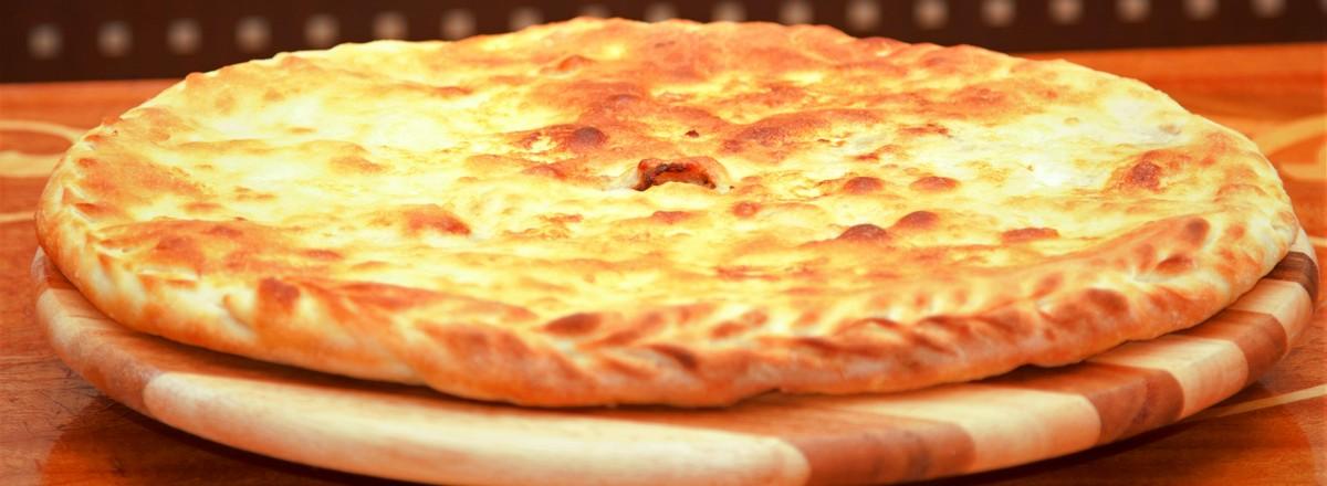 Сытный лезгинский пирог Афар