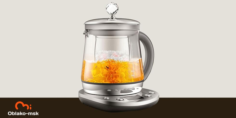 Чайник Deerma Stainless Steel Health Pot