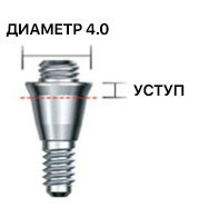 спейсер_необиотек_для_титановой-мембраны