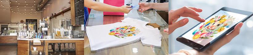 срочная печать на футболках в Москве