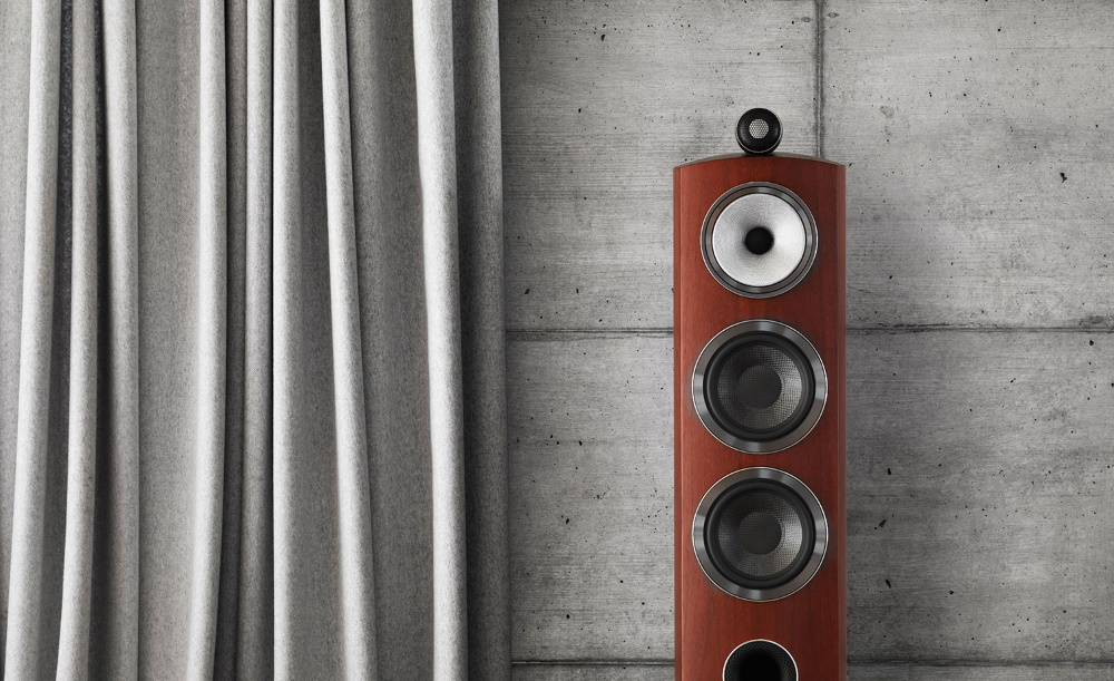 Напольная акустика B&W Diamond 804 D3