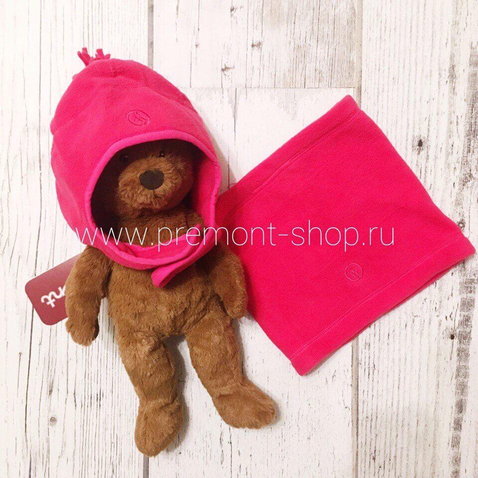 Шапка Premont, цвет розовый