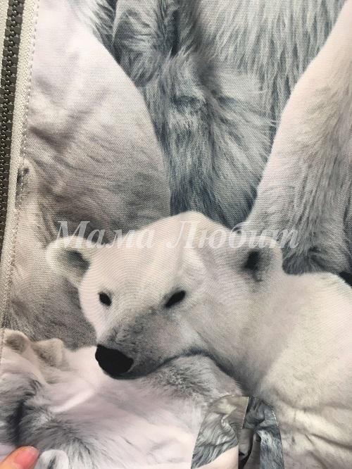 Детский комбинезон Molo Pyxis Polar Bear в наличии в интернет-магазине Мама Любит!