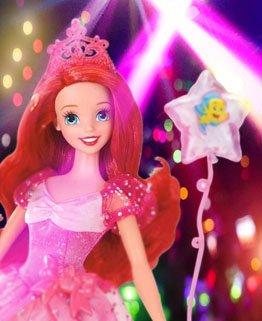 Кукла Ариэль - На Вечеринке, Дисней