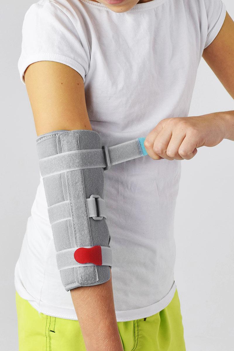 Шина для стабилизации сустава