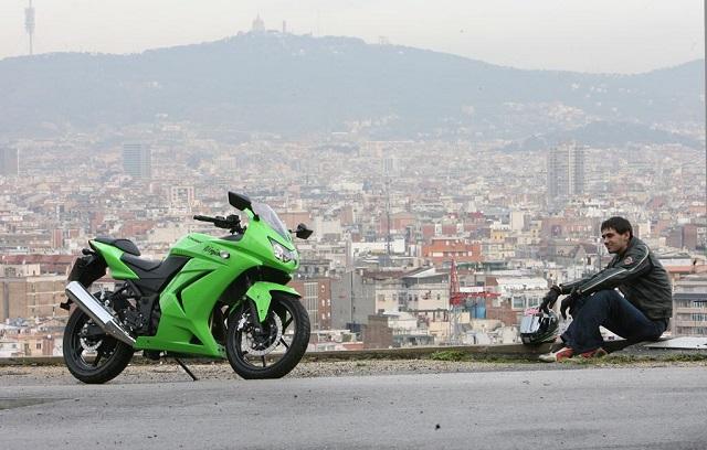 Спортивные мотоциклы и выбор масла для них