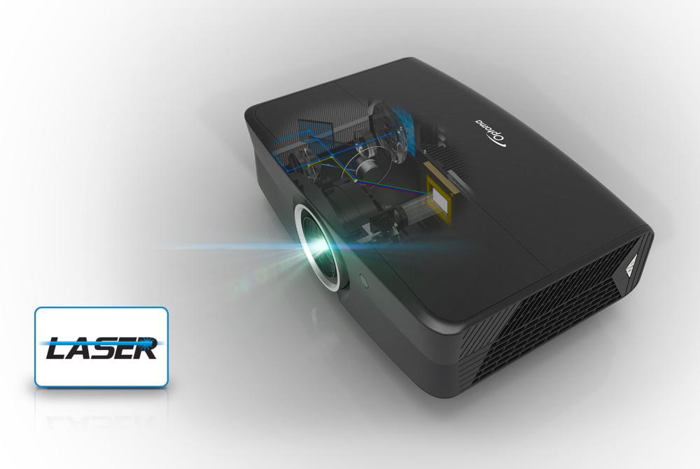 4K проектор Optoma UHZ65 lazer