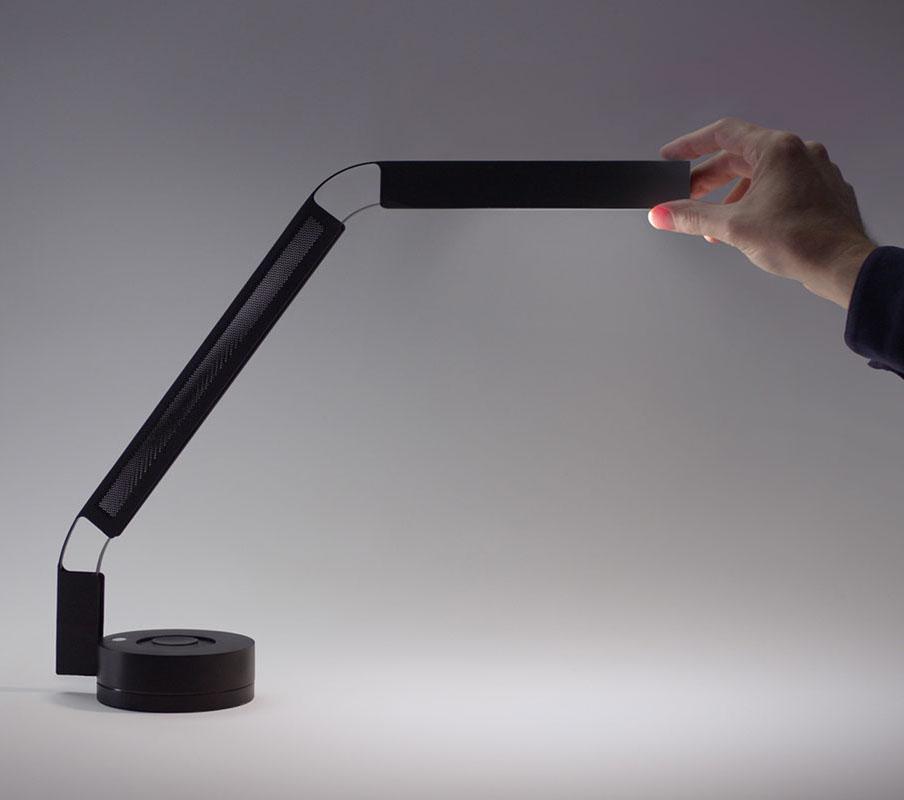 Настольная лампа Fade от BoxClever