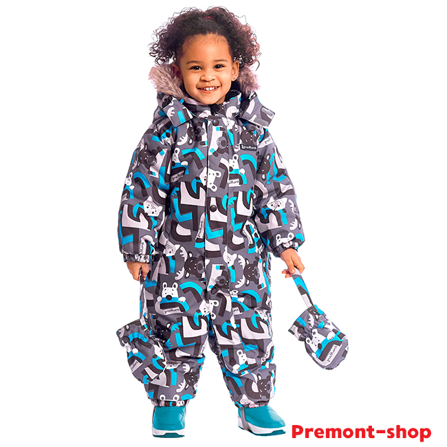Комбинезон Premont Веселые истории Клиффорда в наличии в интернет-магазине Premont-shop
