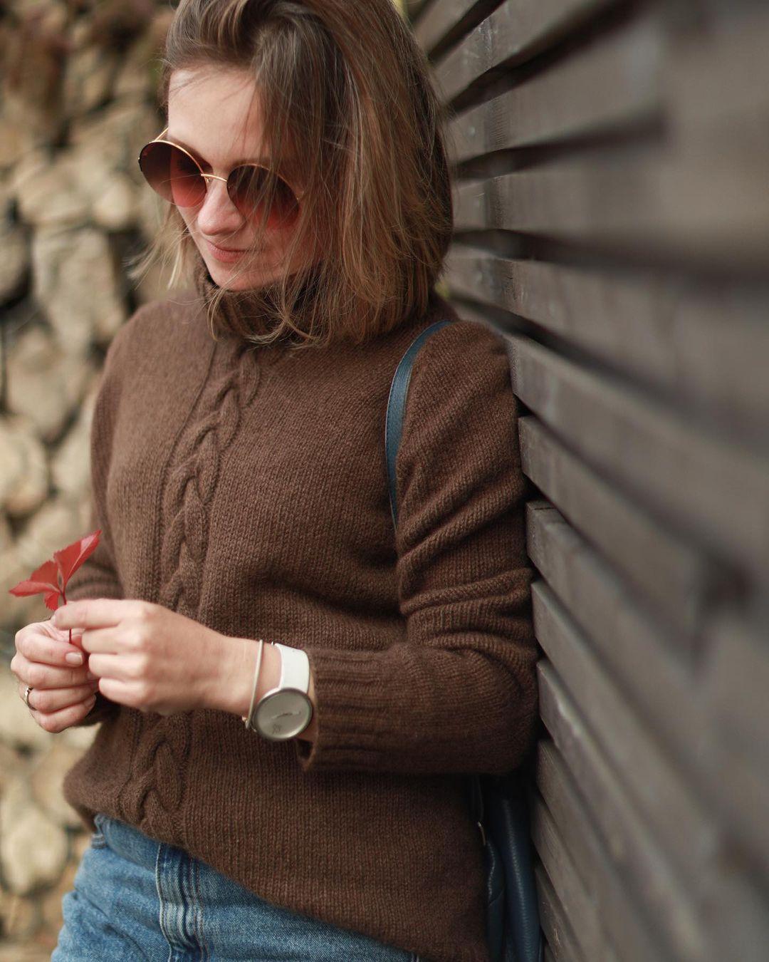 свитер из яка сарлаг