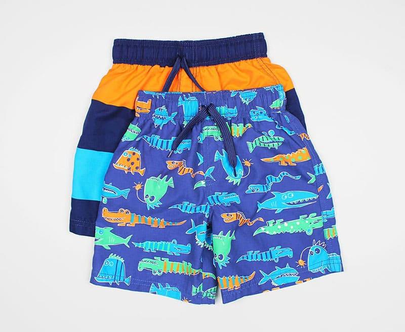Плавательные шорты для мальчика