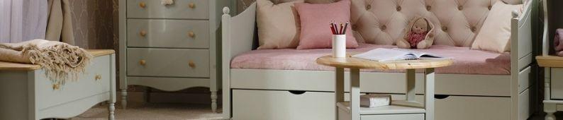 Кровати тахты с выдвижными ящиками