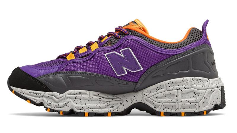 """New Balance 801 """"Purple/Orange"""" - 1"""