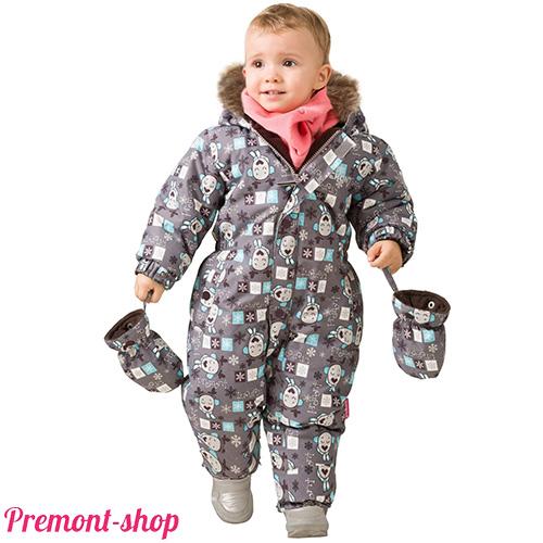 Комбинезон Premont Оленята Фронтенак купить в интернет-магазине Premont-shop для садика!