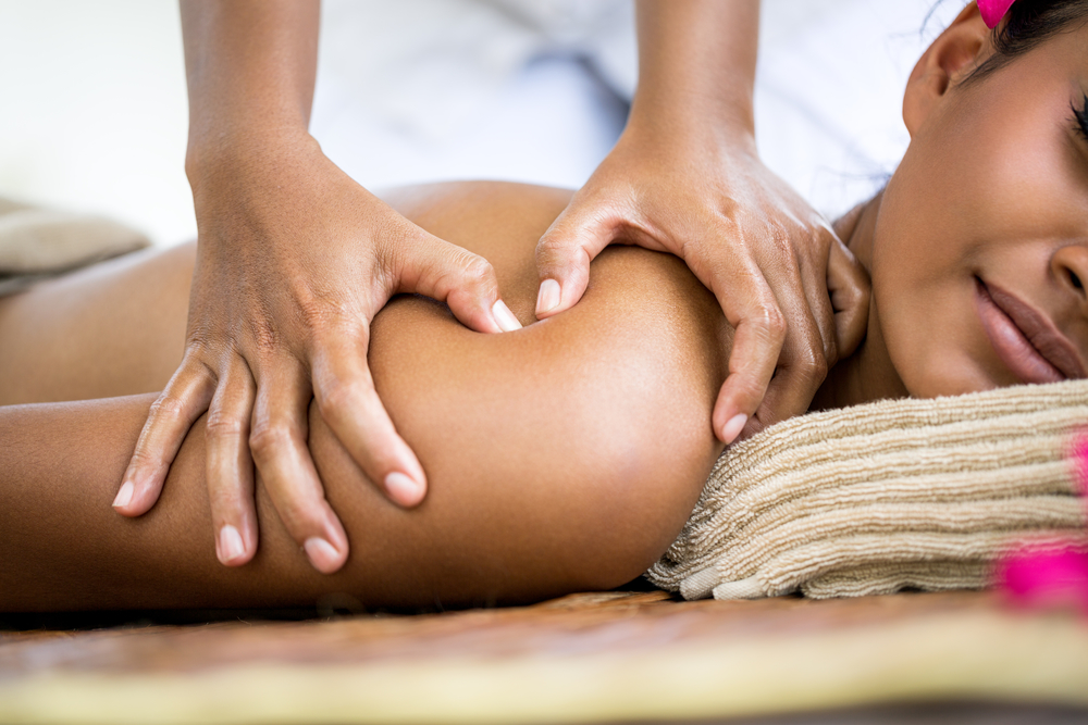 Балийский массаж