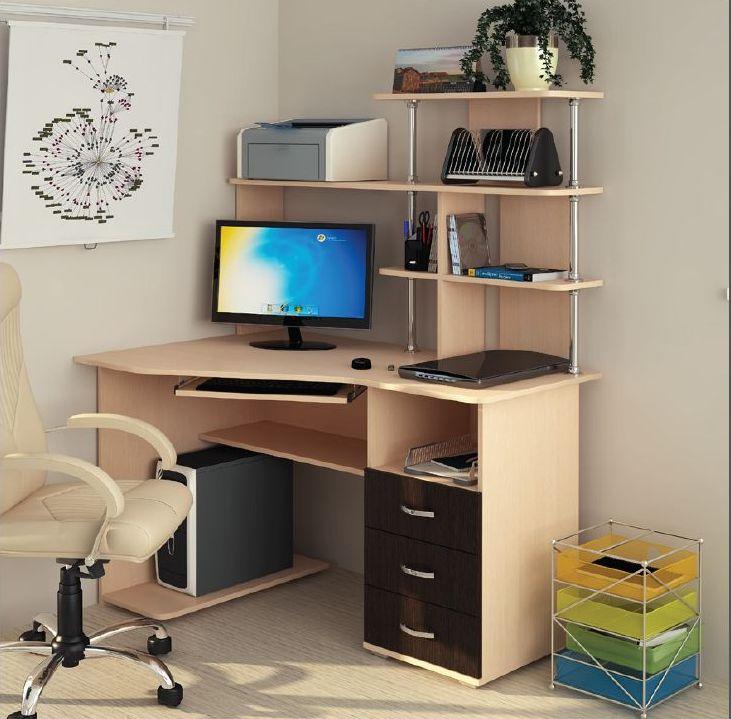 Лучшие письменные и компьютерные столы