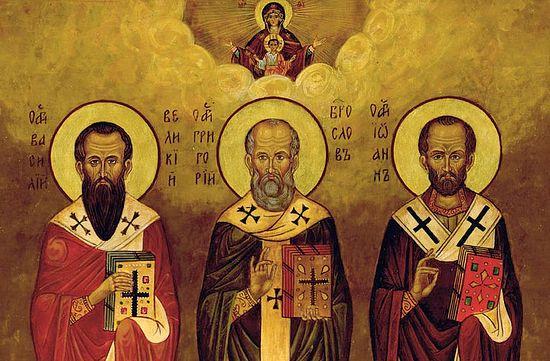 Вселенские Учителя Церкви