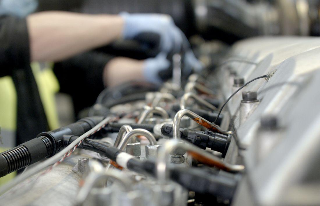 Официальный сервис Perkins. Обслуживание и ремонт двигателей
