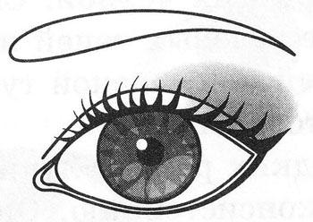 Макияж глубоко посаженных глаз