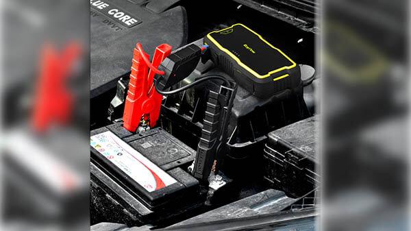Пусковое устройство RoyPow J18 для запуска двигателя