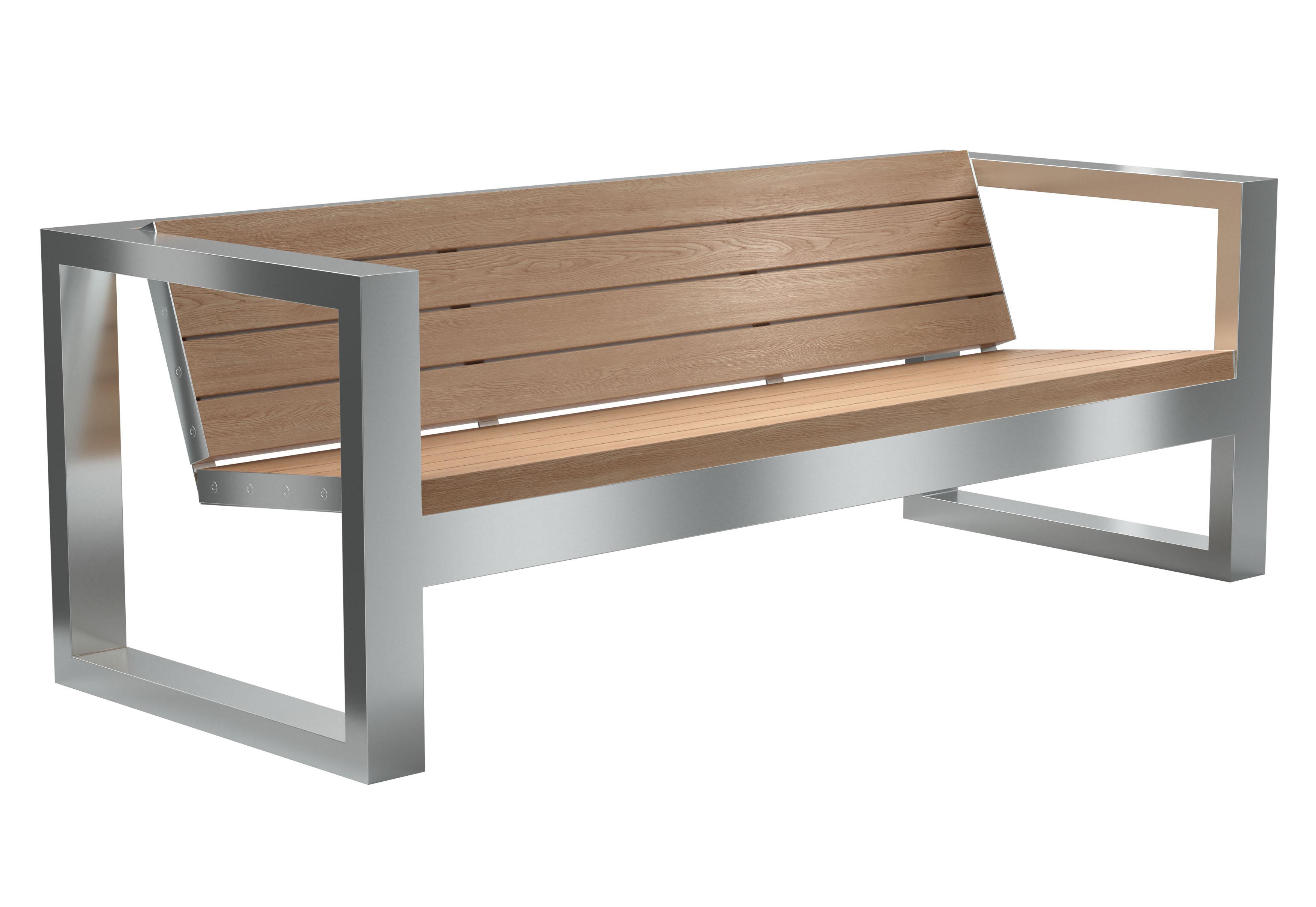 TRIF-MEBEL Антивандальная мебель для города на заказ