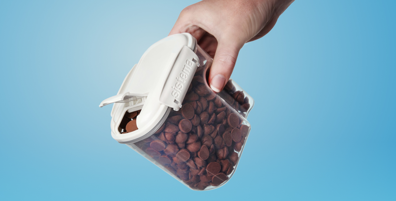 Bake IT - отверстие для дозирования