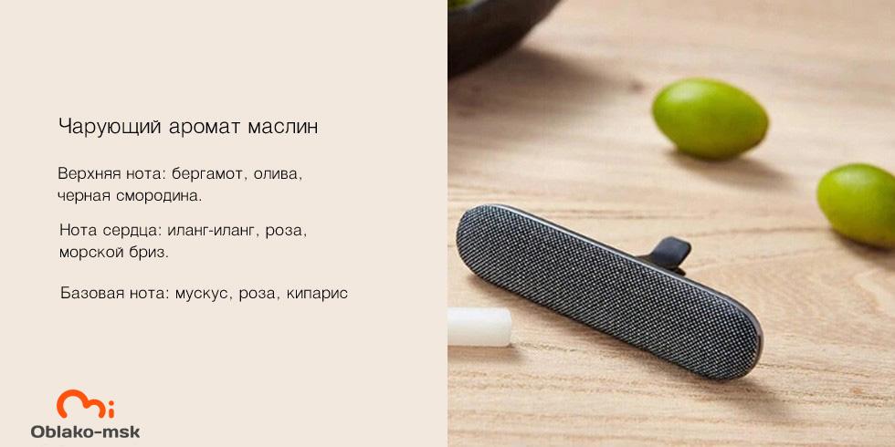 Ароматизатор воздуха в машину Xiaomi Guildford Aroma