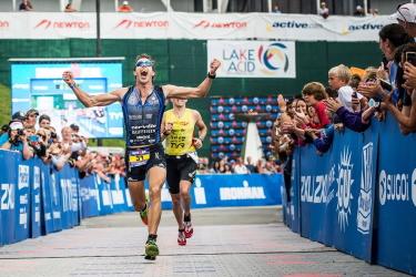 Самая травмоопасная дисциплина триатлона – бег