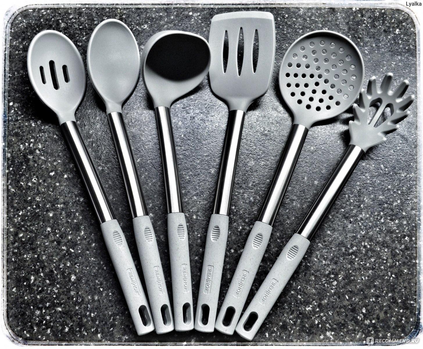 Большой кухонный набор принадлежностей