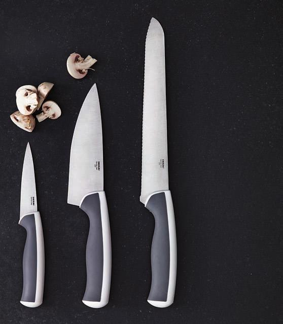 Каталог кухонных ножей Икеа