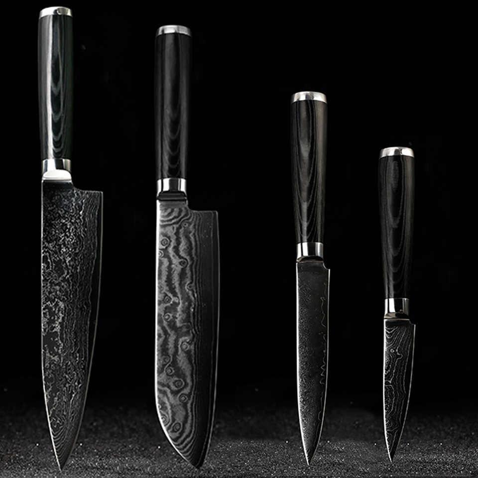 Лучшие кухонные ножи