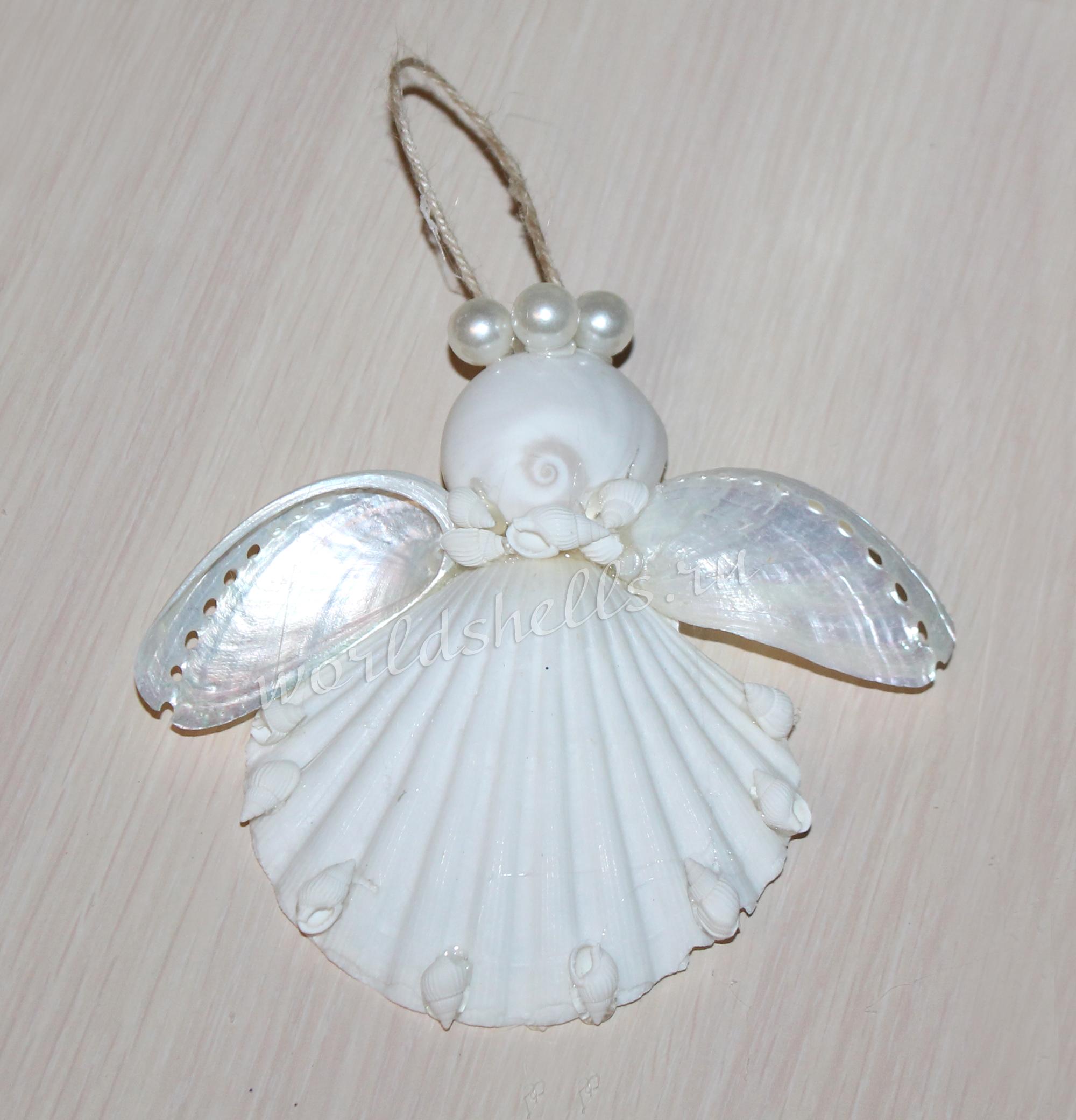 Елочная игрушка Рождественский Ангел на Елку