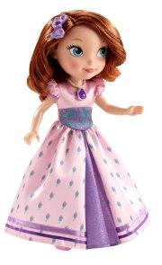 Кукла Принцесса София в праздничном наряде