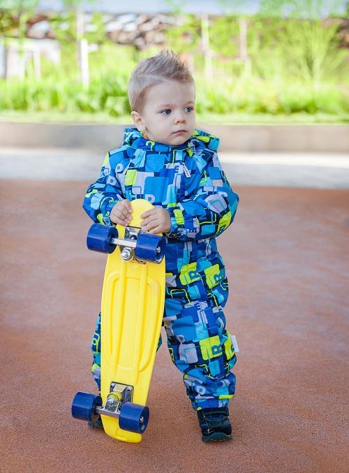Детский комбинезон Premont для мальчика Скай Зон Торонто SP92203 в магазине Premont-shop