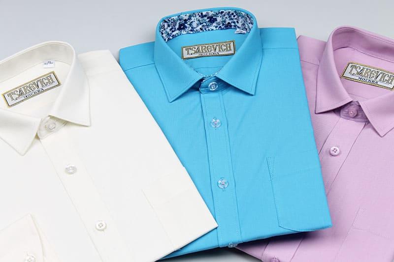 Нарядные рубашки для мальчиков 2021