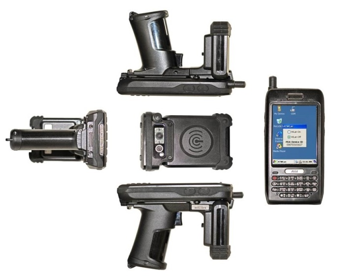 Сканер ATID AT-870 для считывания RFID-чипов